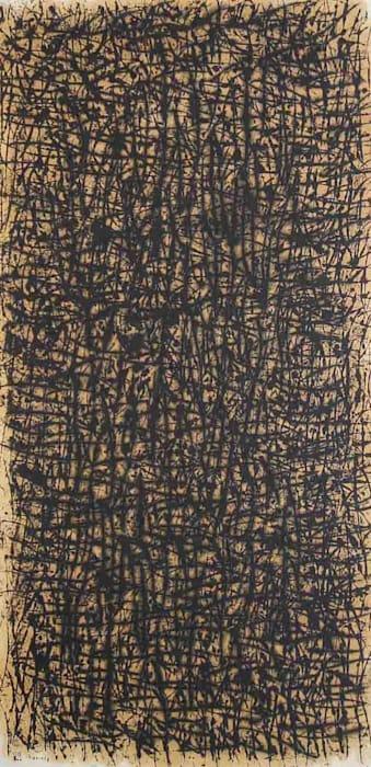 Untitled 93-009 by Shen Fan