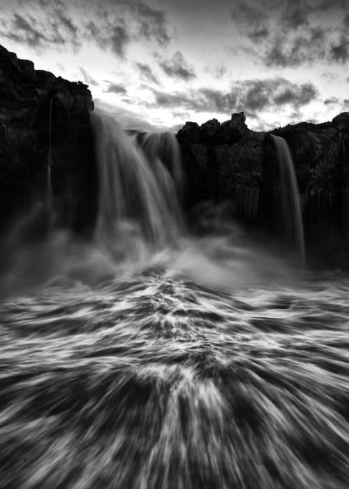 Aldeyjarfoss by Stephen King