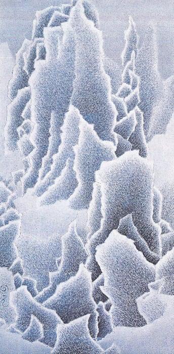 Bise can Freeze Snow by Deshu Qiu