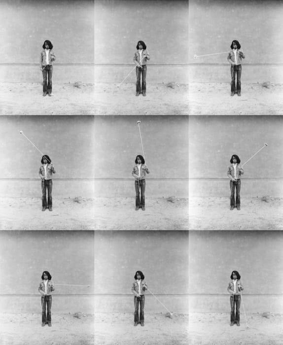 Stone / Rope / Man I by Keiji Uematsu