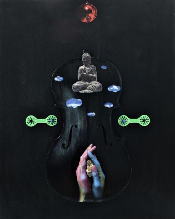 Yin and Yang 16-S. 58. by Kulim Kim