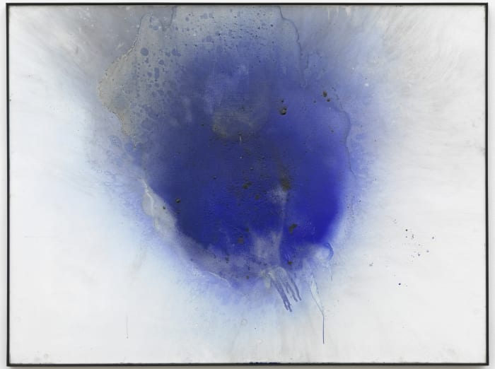 o.T. (Untitled) by Otto Piene