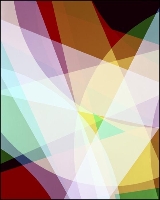 Randomized Unfold I by Niko Luoma