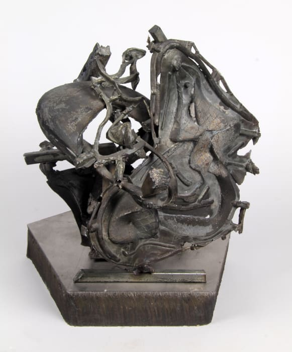Plombiers-les-Bains, from Spa Sculptures by Frank Stella