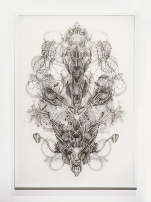 Rorschach Test No.2 by Angela Su