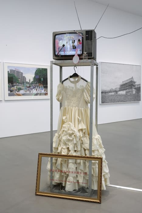 Change the TV Channel, Change the Bride's Decision by Chen Shaoxiong