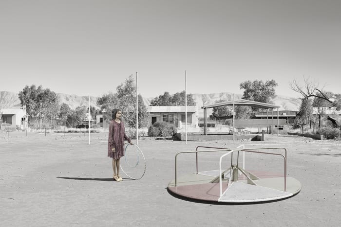 Mother (Merry-Go-Round) by Michael Cook