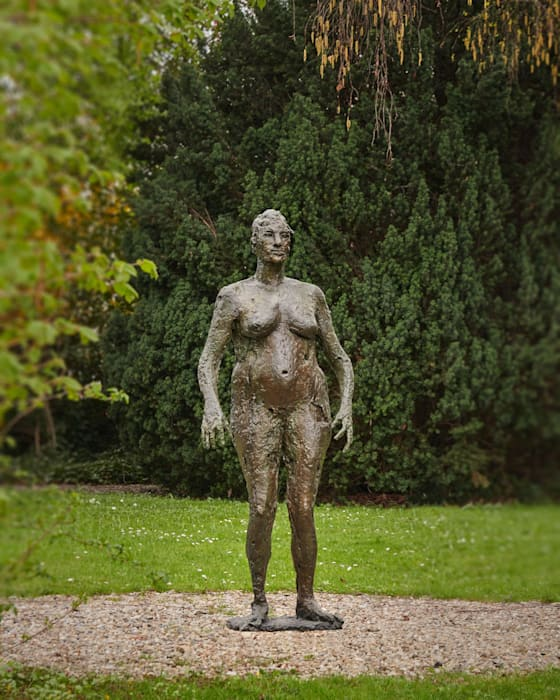 L'Ouragane by Germaine Richier