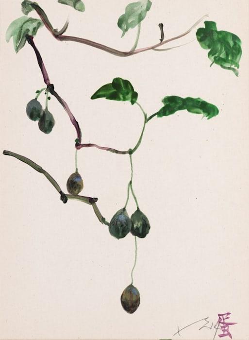 Memory Tree Work on Paper no.8 by Liu Xiaodong