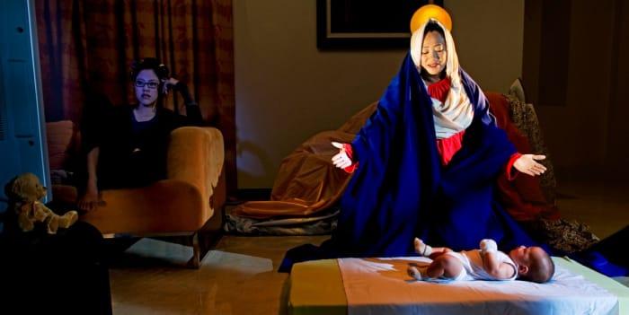 Maid in Malaysia: Virgin Maria by WONG Hoy Cheong