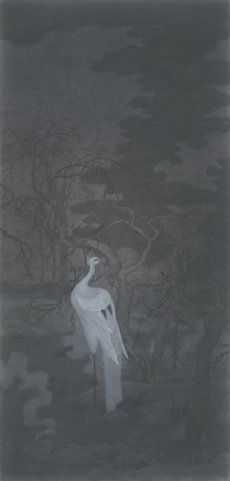 Cool Sylvan Haze by Xu Xiao