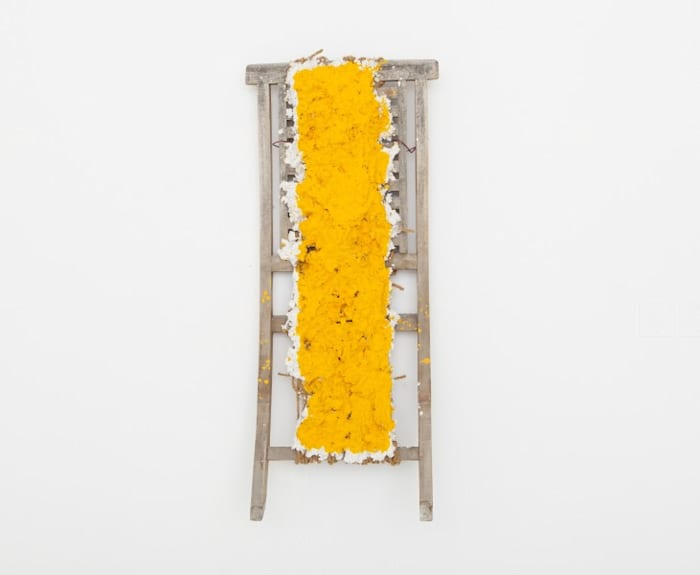 Cadmium Yellow No. 2 by Hassan Sharif