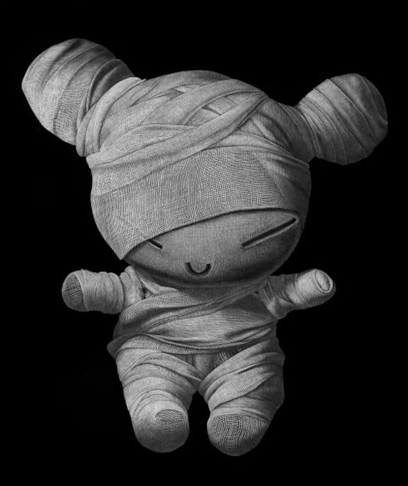 Doll by Adeel Uz Zafar