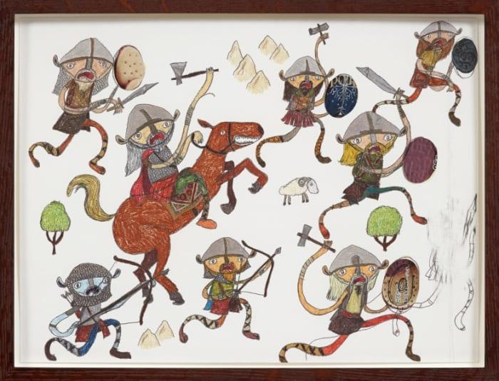 Vikings by Shintaro Miyake