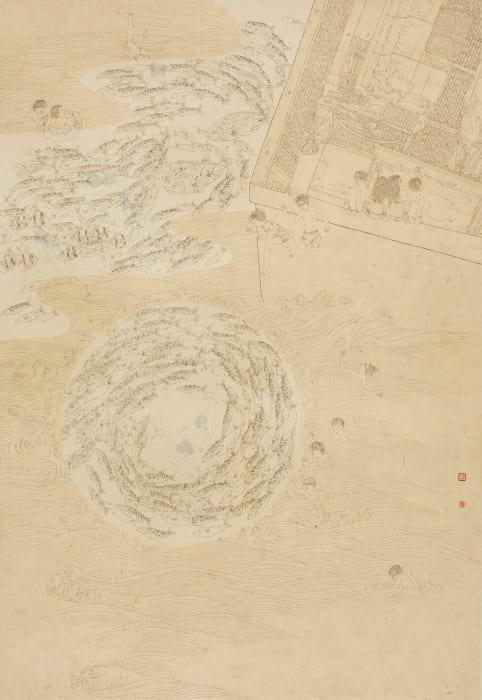 Swirl by Kwan Lok CHAN