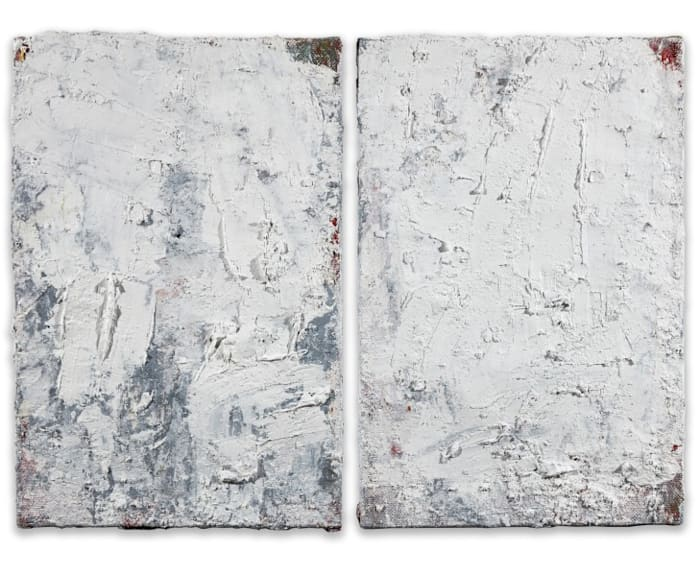 Argint I & Argint II by Aida Tomescu