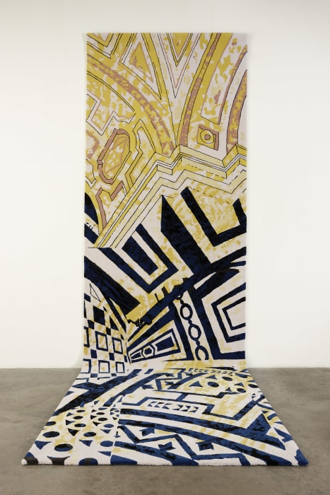 A rug for a nineteenth-century museum and a soft haven for the overawed. by Isabel Nolan