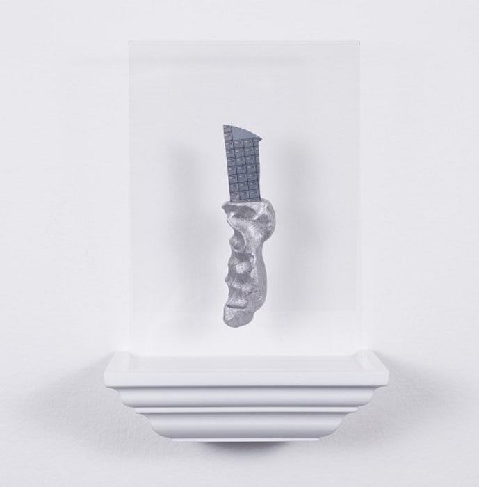 Shapeshifter I by Katja Novitskova