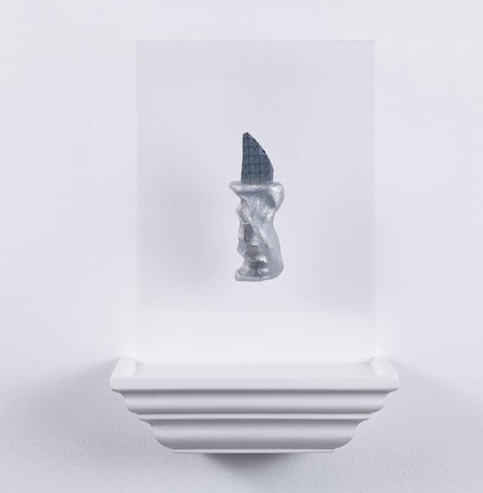 Shapeshifter II by Katja Novitskova