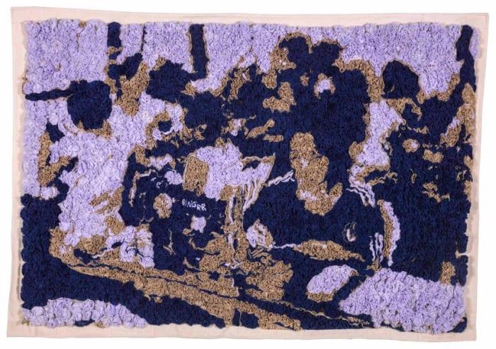 Huai Mo Village – Tapestry II by Hsu Chia-Wei
