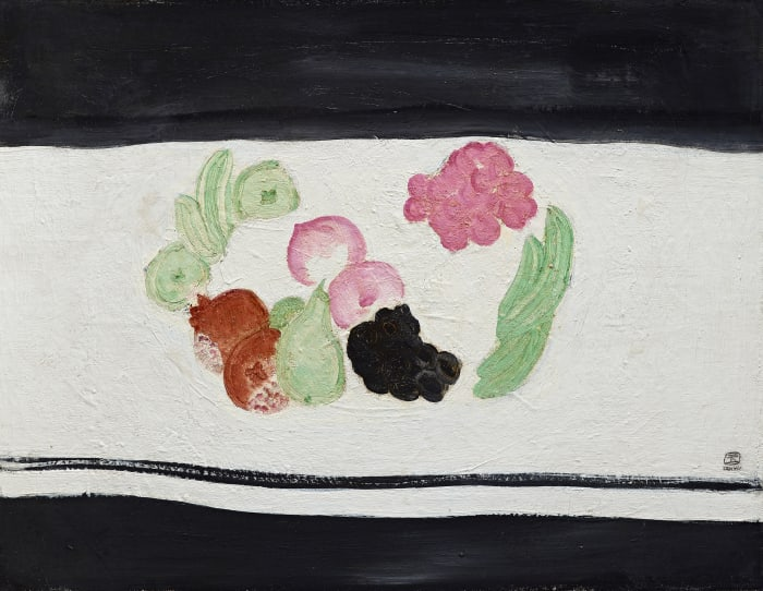 Fruits by Sanyu