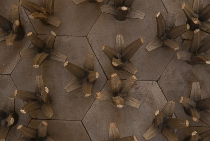 Iron Grass by Ai Weiwei