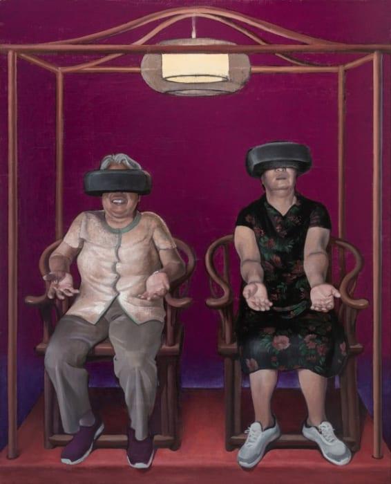 VR Experience by Wang Xingwei