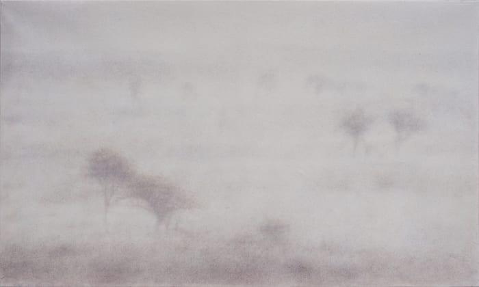 landscape by Qiu Shihua