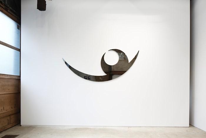 excavated reflection (Double Eclipse) by Hiraku Suzuki