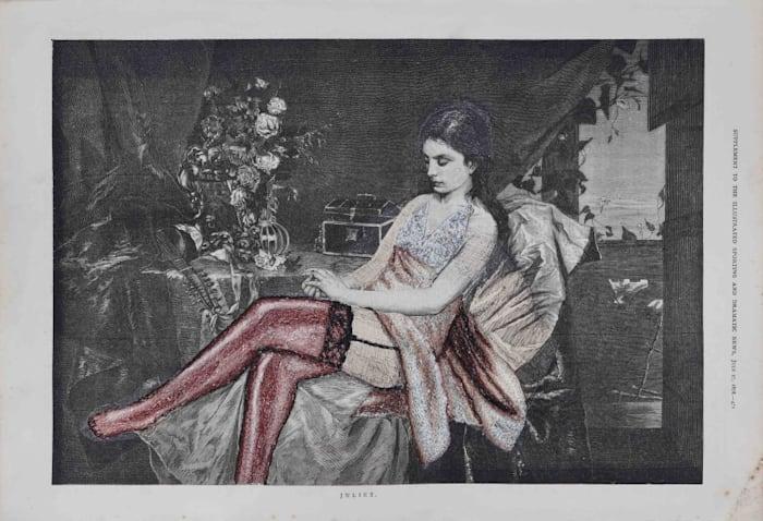 News from Nowhere (Juliette Lewis) by Satoru AOYAMA