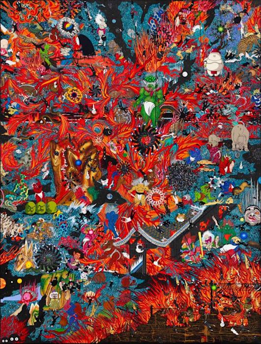 Chaos by Ryuki Yamamoto