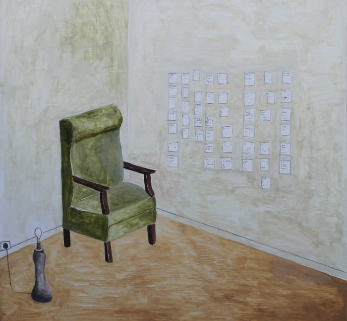 The Writing Room by Noel McKenna