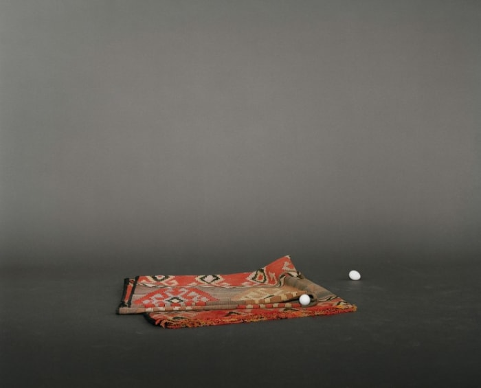 From the series A Study of Eight Landscapes: Promised Land by Fatma Bucak