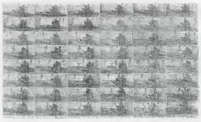Andrei Rublev by Tarkovsky, sec. 21-30 by Ciprian Muresan