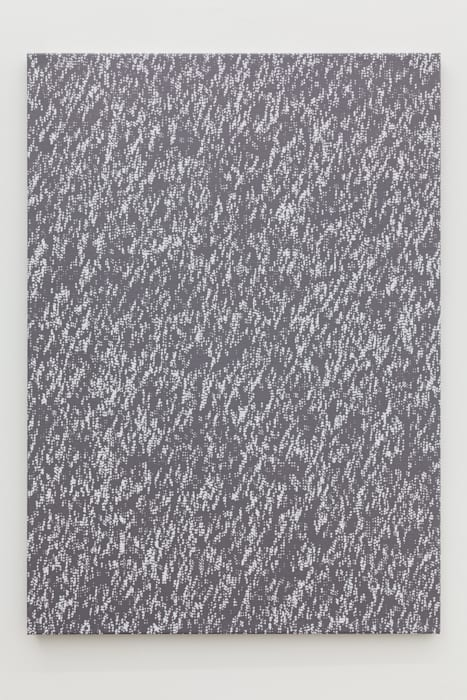 The Eye Codex of the Monochrome, Study 117-71 by Navid Nuur