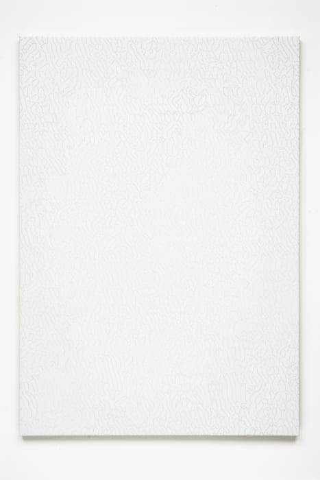 The Eye Codex of the Monochrome, Study 26-64 by Navid Nuur
