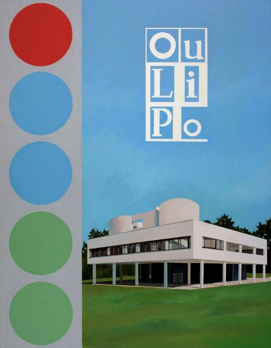Oulipo by Liu Gangshun
