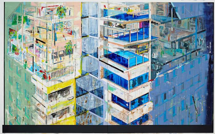 Landscape 128 by Chien-Jung CHEN