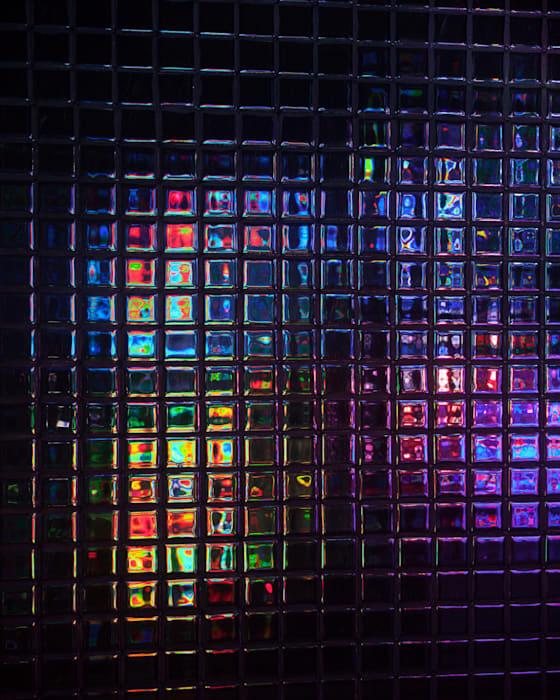 Dark Mosaics #1 by Chen Wei