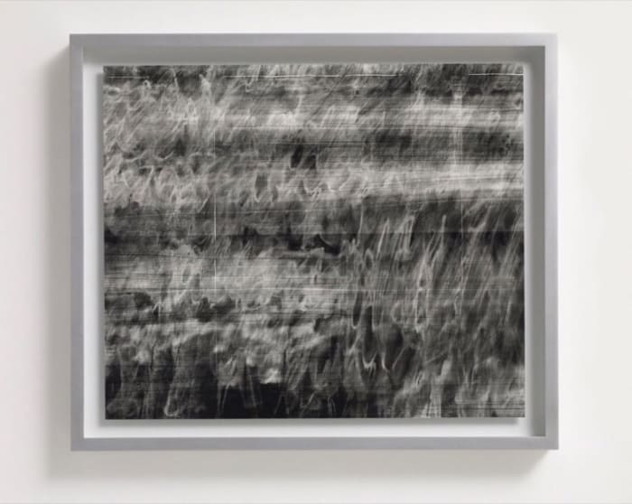 Disappearing Line by Idris Khan