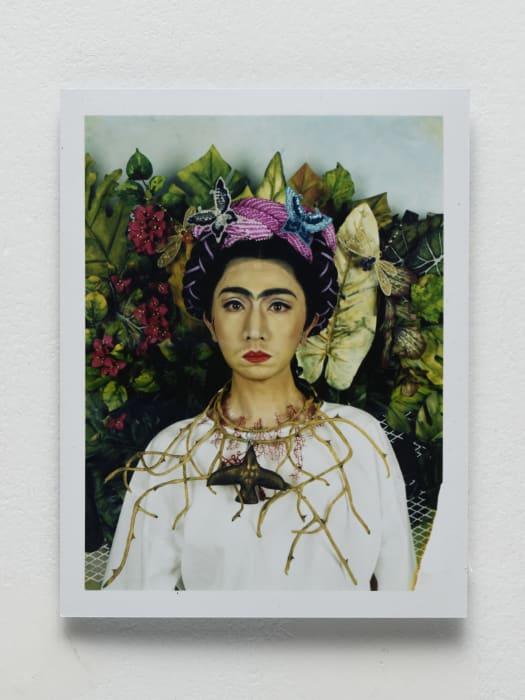 Another Frida Kahlo by Yasumasa Morimura