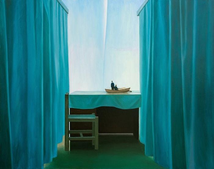Slience by Zhang Yingnan