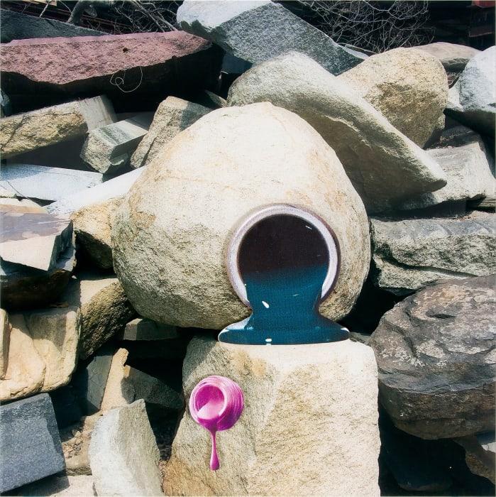Sea and Pus (Stone mason) by Teppei Kaneuji