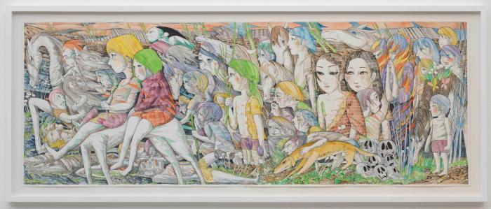 The long escape by Koichi Enomoto