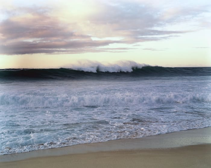NEW WAVES by Takashi Homma