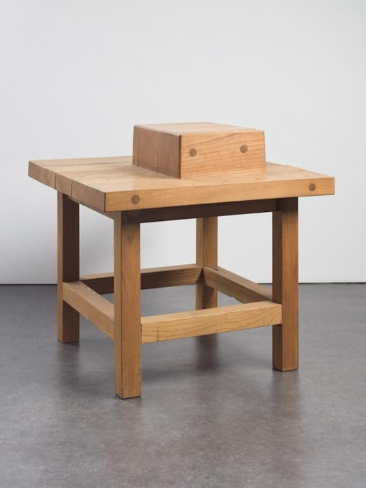 Working Table -The United Stand of Arts- by Susumu Koshimizu