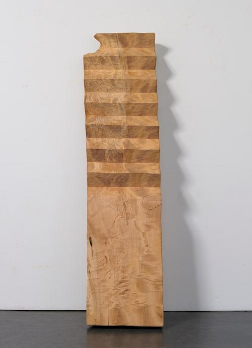 Red and Wood no.5 by Susumu Koshimizu