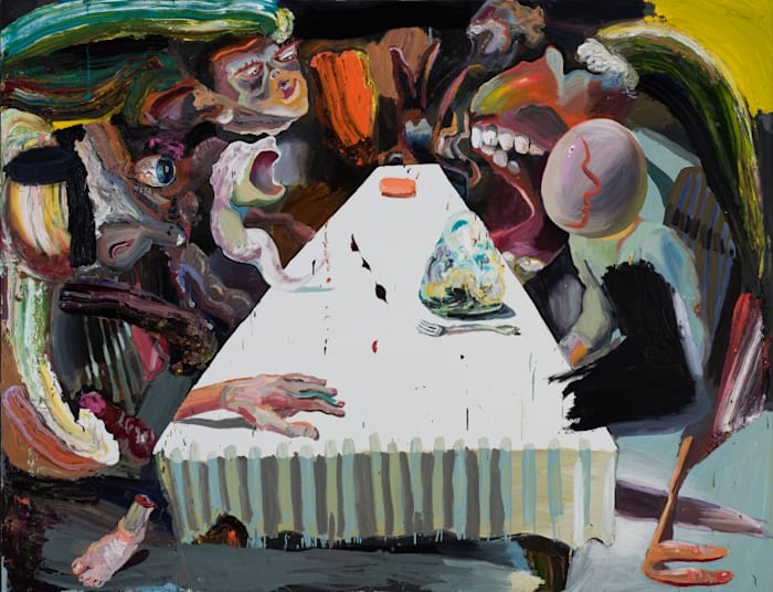 The Last Supper by Ben Quilty
