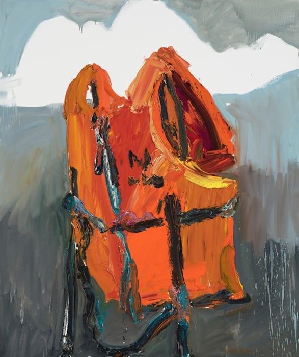 Leo Seemanpillai by Ben Quilty