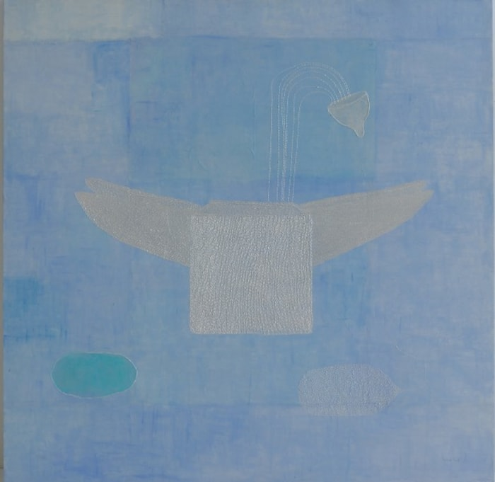 Flying Cube Tales by Pinaree Sanpitak